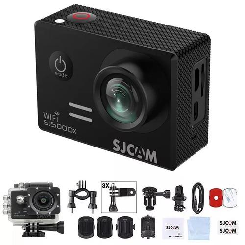 sj5000x elite câmera 2.0inch 12mp 4k ultra hd sjcam original