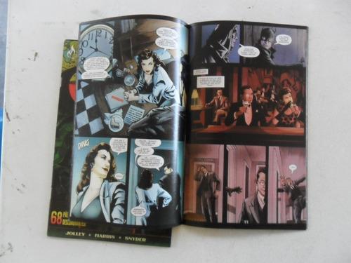 sja trio profano! mini série em 2 edições! mythos 2003!