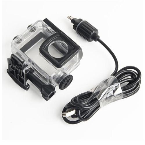 sjcam accessories impermeable caso coche cargador por moto p