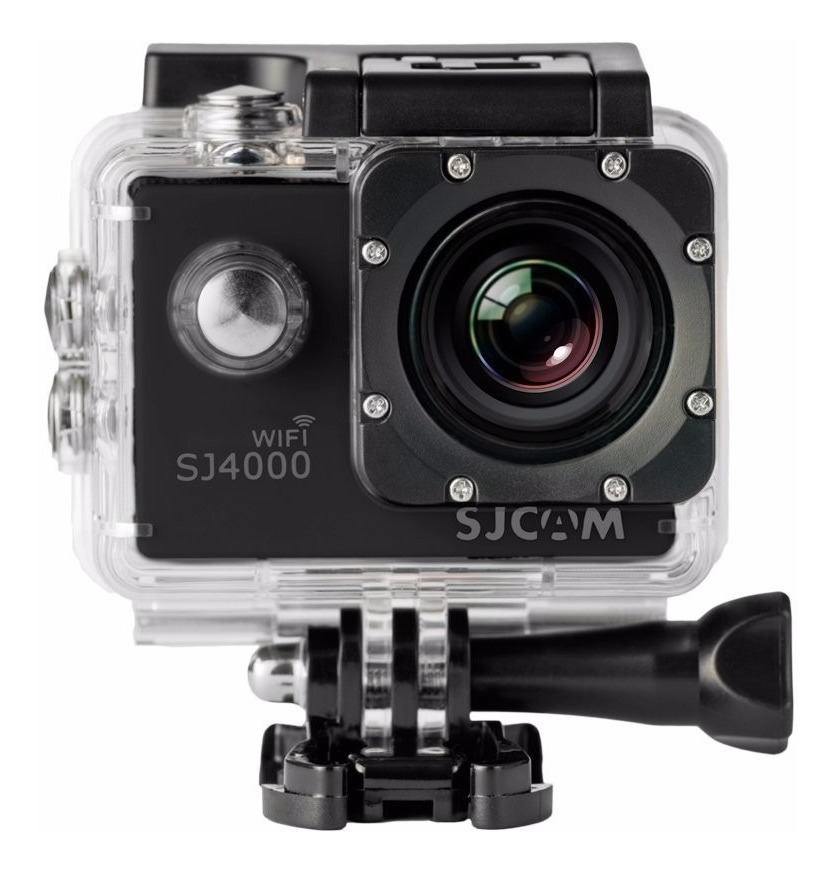 Sjcam Sj4000 Wifi - Videocámara Deportiva Lcd 2 1080p 30fps - S