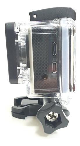sjcam sj5000x elite com microfone externo original dudacell