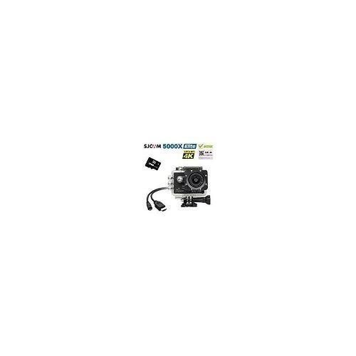 sjcam sj5000x elite sony imx078 gyro 4k 24 cámara de acción