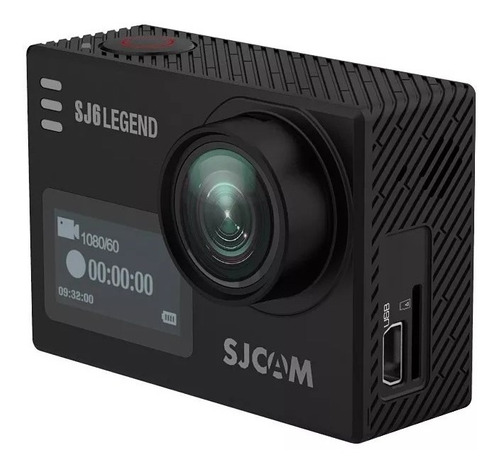 sjcam sj6 legend 4k câmera 2 telas wifi 16mp 166º original