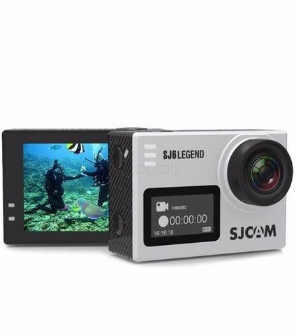 sjcam sj6 legend 4k câmera com wi-fi 16mp