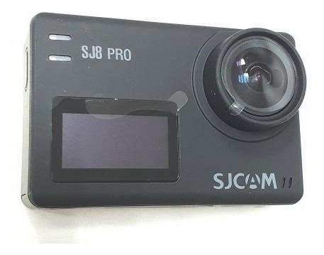 sjcam sj8 pro original + microfone dudacell motovlog