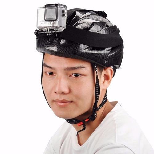 sjcam soporte banda elástica ajustable para camara deportiva