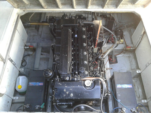 sk 28 muy buen estado turbo diesel mercruiser pata bravo 2