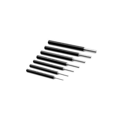 sk hand tools 6077a juego de puntas de 7 piezas