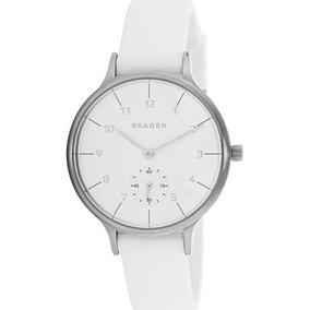 2ffebd97947e Reloj Mujer Blanco - Relojes Skagen para Mujer en Mercado Libre Colombia