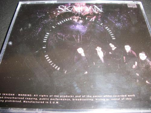 skaidan - skaidan - cd progresivo power metal méxico