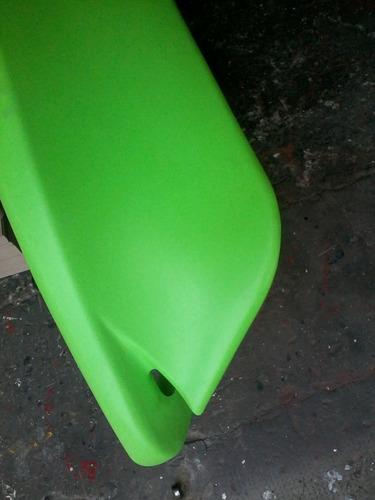 skandynavian kayak + remo + asiento