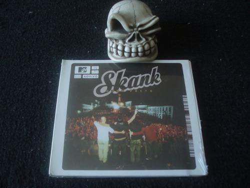 skank ao vivo ouro preto lacrado  cd