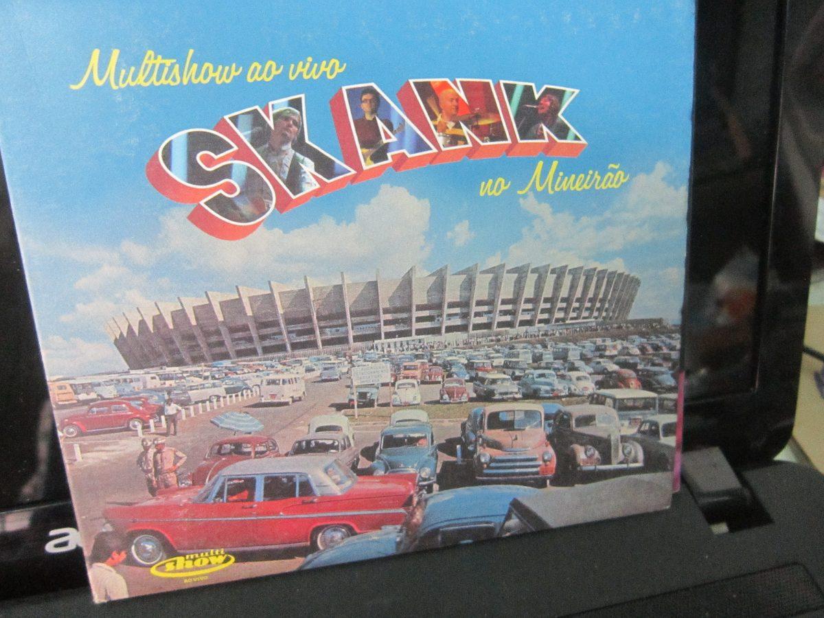 cd skank multishow vivo 2010