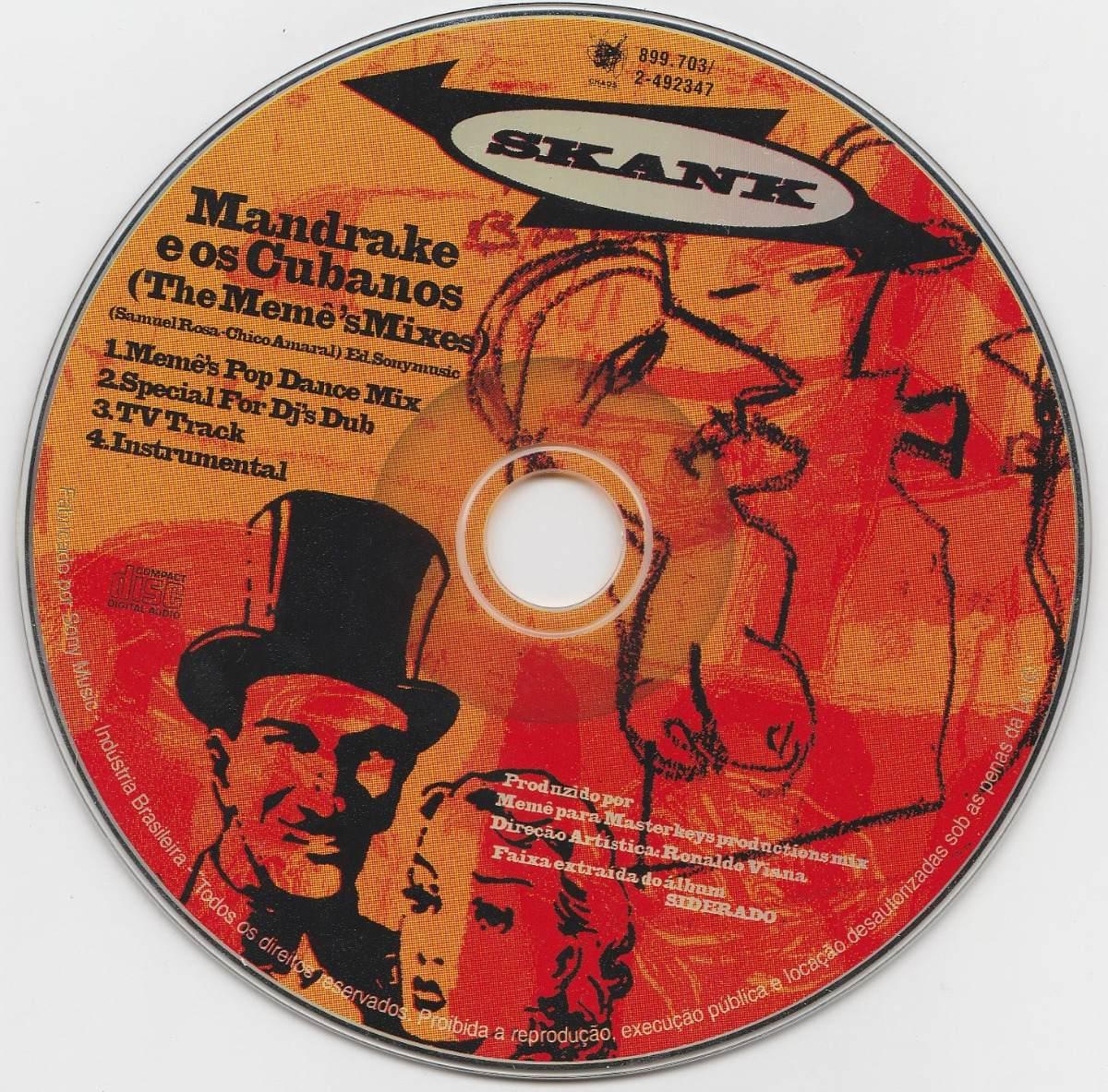 musica skank mandrake e os cubanos