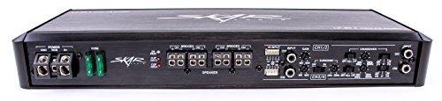 skar audio lp-80.4abv2 480 watt class ab amplificador de 4 c