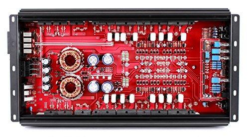skar audio skv21004ab amplificador automóvil 4 canales clase