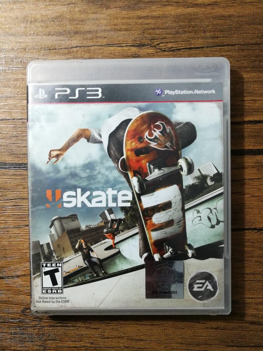 Skate 3 Playstation 3 Ps3 Buen Estado !! - S/ 40,00