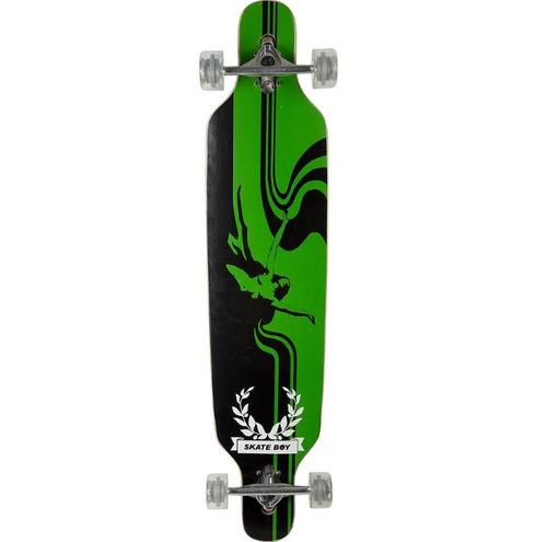 skate abec 5 longboard 821 infantil profissional lazer
