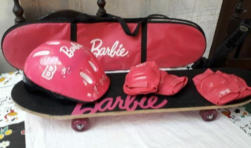 skate barbie usado