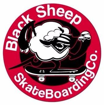 skate completo profissional black shep rodas 55 mm 90a abec9