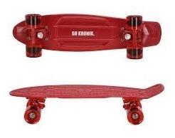 skate cruiser mini longboard penny retrô kronik abec 7 vrmlh