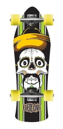 skate cruiser skull