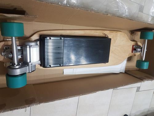 skate electrico 250w