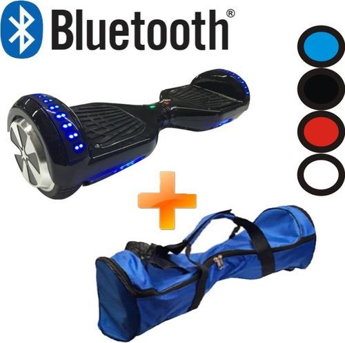skate elétrico 6,5 original smart balance samsung bluetooth