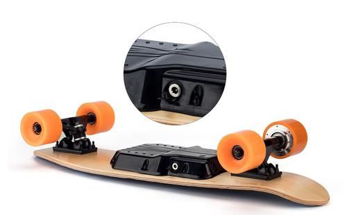skate elétrico com controle - dsr