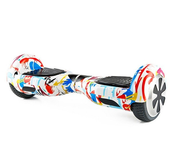 0e38d265f5bd8 Skate Eletrico Mais Barato 2 Rodas Hoverboard Barato - R  890