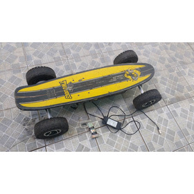 Skate Eletrico Off Road Two Dogs 800w