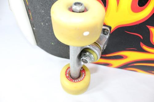 skate freestyle profissional peças importadas acessórios