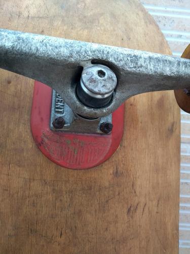 skate importado antigo anos 80