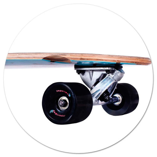 skate longboard 42  importway certificado inmetro bw015