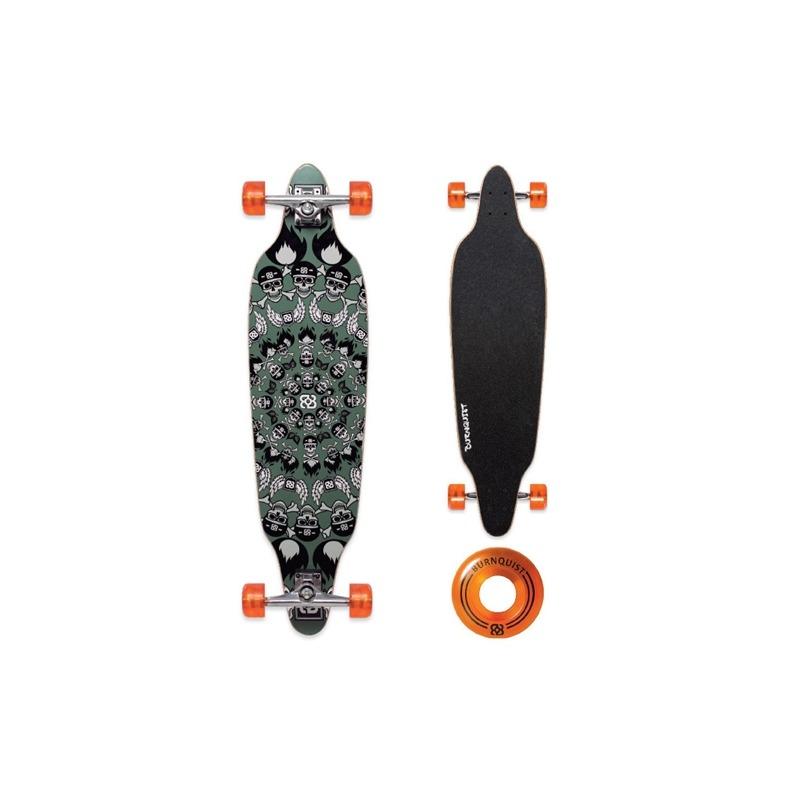 13c521cd3ce2c skate longboard bob burnquist 2 es014 - multilaser. Carregando zoom.