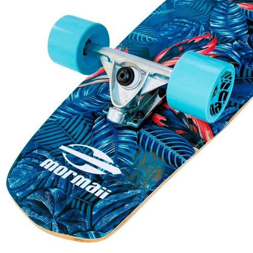 skate longboard carver mormaii truck simulador de surf