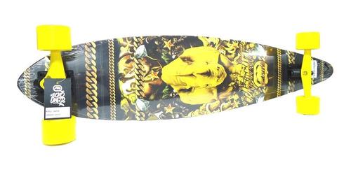 skate longboard ecko unltd. - importado