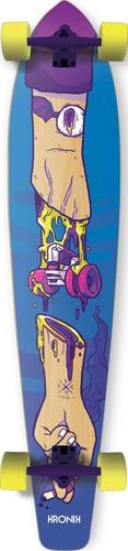 skate longboard kronik pulse truck