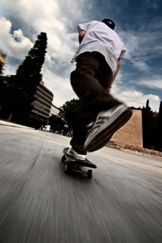 skate - not mp -  custom shipping