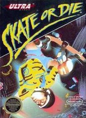 skate or die (completo) - nes