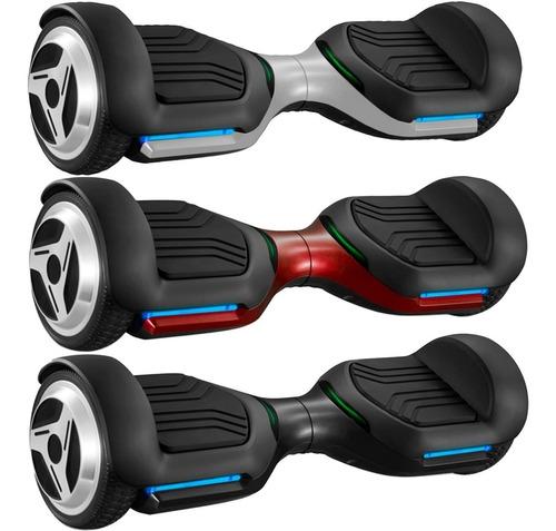 skate patineta electrica hoverboard smart balance e-line led