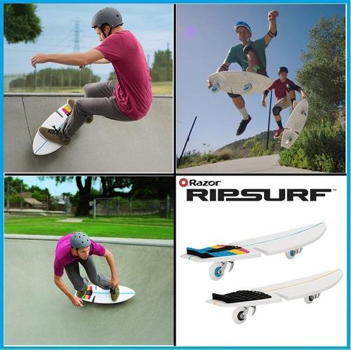skate ripstik ripsurf razor patineta waveboard 2 ruedas