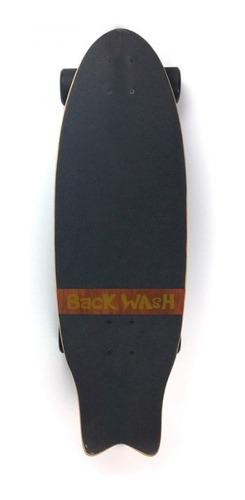 skate simulador de surf back wash