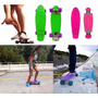 Patineta Skate Mini Longboard Silicona Cruiser Oferta Origin