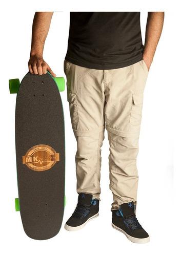 skate super cruiser bamboo fibra mk diva envio gratis
