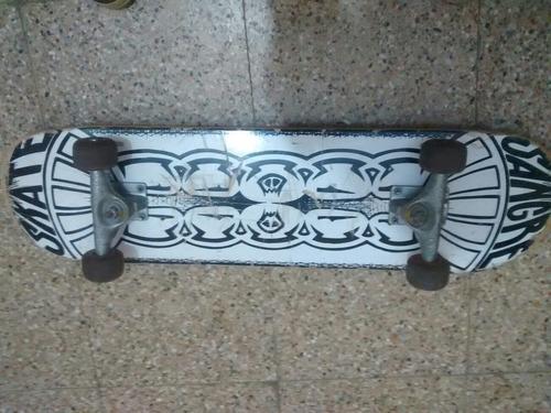 skate, tabla sangre