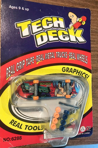 skate tech deck coleccionistas