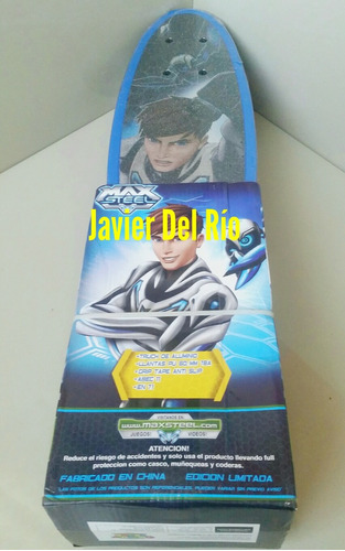 skate tipo penny luces led avengers, spiderman, max steel