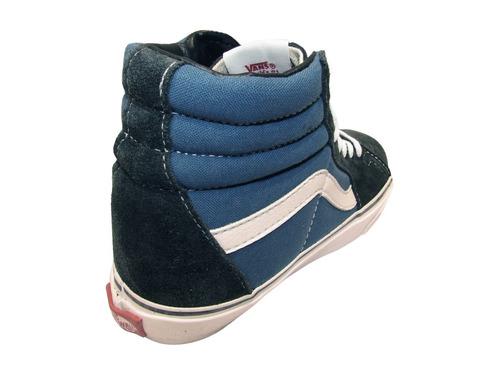 skate vans zapatillas