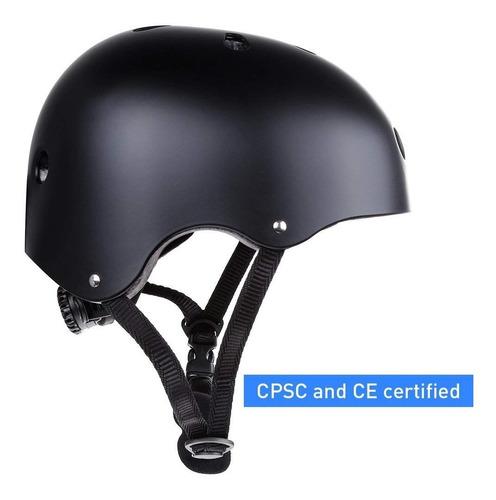 skateboard casco casco por...